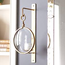 candle wall sconces wisteria industrial iron wall sconce brushed silver candle wall sconces
