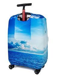 Чехол для чемодана, Размер L 75*85 см, серия <b>Travel</b>, дизайн ...