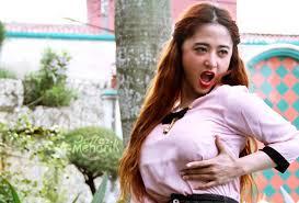 Hasil gambar untuk 6 artis indonesia dengan payudara terbesar