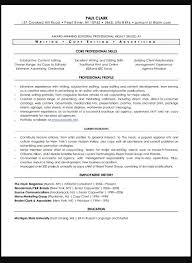Web Content Writer Resume Sample Ipasphoto