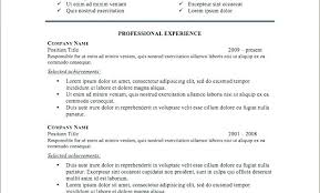 Font Size For Cover Letter Resume Font Size And Style New Simple