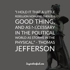 Thomas Jefferson Famous Quotes Stunning 48 Powerful Thomas Jefferson Quotes On Life Liberty And Tyranny