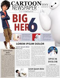 029 Template Ideas Free Newspaper For Word Striking Document
