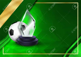 Free Soccer Certificate Templates Soccer Certificate Diploma With Glass Trophy Vector Football