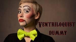 ventriloquist dummy makeup 2016