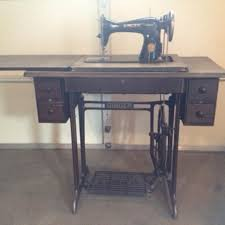 Singer Treadle Sewing Machines For Sale