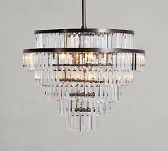gemma crystal round chandelier