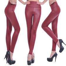 free 2017 new fashion women s y skinny faux leather high waist leggings pants xs s m l xl 21 colors wish get