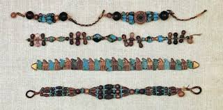 pyramids and sphinx were built by sneferu and khufu often identified as cheops jewelry from the tomb of den indicates that egyptian artisans could