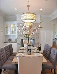 drum dining room light pantry versatile in chandelier plans 13