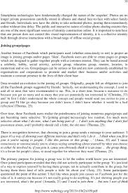 Managing online identity and diverse social networks on Facebook - PDF Free  Download