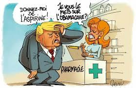 Chaunu 2017 03 27 Usa Donald Trump Et L Abrogation De Obamacare
