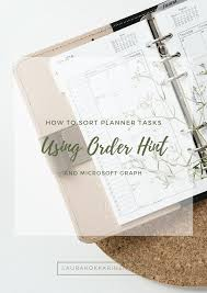 How To Cancel Microsoft Order How To Sort Planner Tasks Using Order Hint And Microsoft