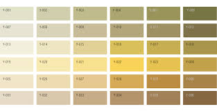 Shades Of Yellow Color Chart Shades Of Yellow Colour Chart Custom Rug Service By Urba Rugs