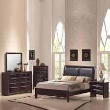 luxury bedroom furniture purple elements. Elements EM200 Emily Luxury Bedroom Furniture Purple