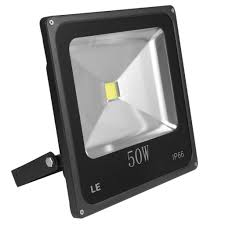 le 50w outdoor led super bright flood lights