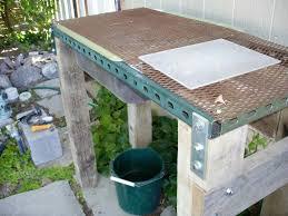 Outdoor Kitchen Sink Station Garden Sink 17 Best 1000 Ideas About Outdoor Sinks On Pinterest
