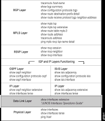 Data Link Layer Checking The Data Link Layer Techlibrary Juniper Networks