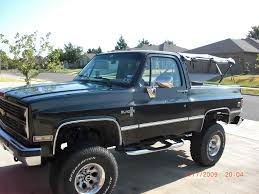 chaser0517 1984 Chevrolet Blazer's Photo Gallery at CarDomain
