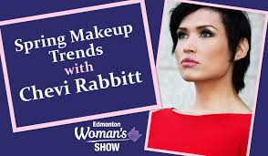 want to learn all about the latest beauty trends join acplished fashion and bridal makeup artist and munity activist chevi rabbitt on saay