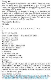Немецкий язык класс Аверин учебник ответы на все вопросы  Популярные запросы картинок