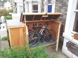 Stylish Sheds Practical Stylish And Secure By The Bike Shed Company Backyards