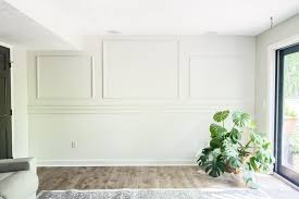 diy accent wall tutorial using simple