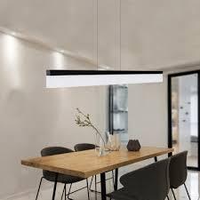 Minimalist lighting Wood Modern Minimalist Lighting Ultrathin Linear Led Pendant Acrylic Lampshade In Black Finish Glare Dhgatecom Modern Minimalist Lighting Ultrathin Linear Led Pendant Acrylic