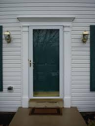front door trimStyles of Exterior Door Trim  Door Styles