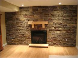 cover brick fireplace with faux stone large size of imitation stone veneer fake rock for fireplace
