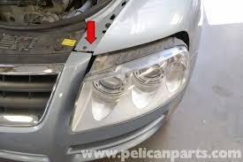 Vw Touareg Light Bulb Replacement Pelican Parts Technical Article Volkswagen Touareg