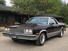 1985 chevrolet el camino for at griffith auto s in home pa