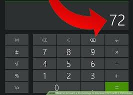 fraction calculator step by step image titled convert a percentage to decimal form with a calculator