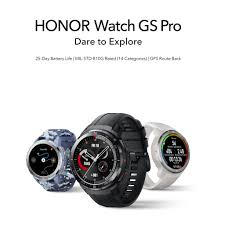HONOR Watch GS Pro: HONOR - IFA - Product