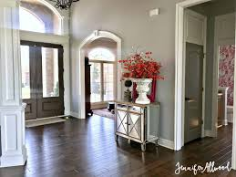 Dark hardwood floor Engineered Hardwood Dark Hardwood Floors Jennifer Allwood The Magic Brush Inc Our Flooring Makeover With prestained Dark Hardwood Floors