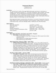 Sample Informatica Etl Developer Resume Lovely Sample Resume For