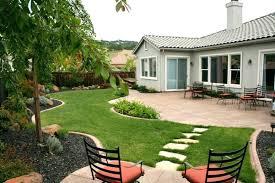 Simple Home Backyard Vegetable Garden Decoration Ideas  Interior Simple Backyard Garden Ideas