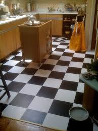 diy room decor how to paint over vinyl floor tiles apartment therapy tutorials