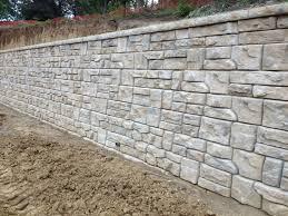 mercial residential retaining walls
