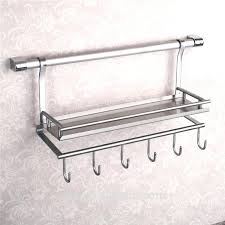 kitchen wall rack wall mounted stainless steel kitchen utensil holder kitchen utensil steel plate steel kitchen wall rack