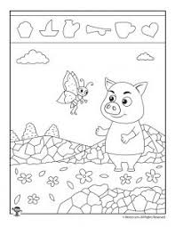 We have hidden pictures you can print yourself. Easy Hidden Pictures With Animals Printable Activity Pages Woo Jr Kids Activities