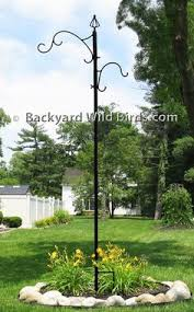child friendly halloween lighting inmyinterior outdoor. Freestanding Bird Feeder Hanging Flower Plant Basket Post Pole Child Friendly Halloween Lighting Inmyinterior Outdoor D
