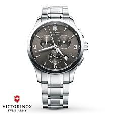 kay victorinox swiss army men s chrono alliance 241478 hover to zoom