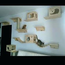 cat shelf wall mounted shelves custom mount furniture systems for cats diy kids room paint ideas pet supplies wal