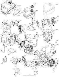Tecumseh oh195ea 71269h parts diagram for engine parts list ohh4565a