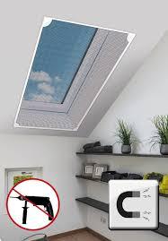 Schellenberg Magnetisches Dachfenster Fliegengitter Insektenschutz