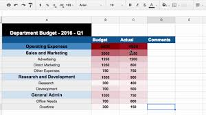 Food Budget App How To Make The Perfect Budget In Google Sheets Youtube