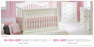 trend lab s pink sky crib bedding collection was recently featured on jcpenney s baby furniture landing page