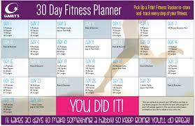 Fitness Planner Ganlys Hardware Athlone Online Store