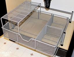 best 25 under sink ideas on under sink storage under kitchen sink storage and organize under sink